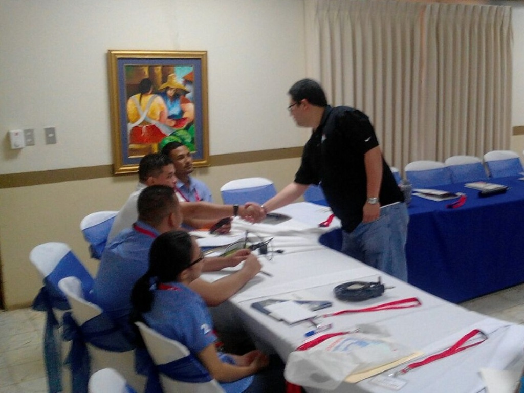 COURSE: USE OF PLASTIC PRODUCTS IN AQUACULTURE - IMPARTIDO BY REPRESENTATIVE OF ASAHI AMERICA.
